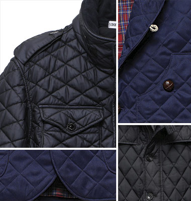 Objectified: The Quilted Jacket | Valet. : best quilted jacket - Adamdwight.com