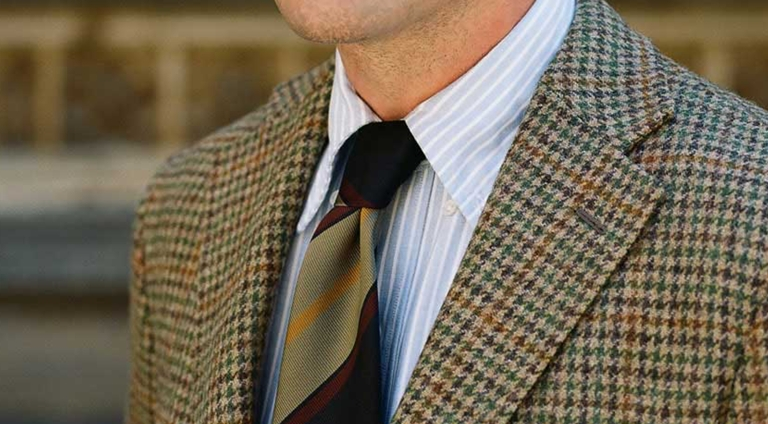 Don't Sweat Your Tie