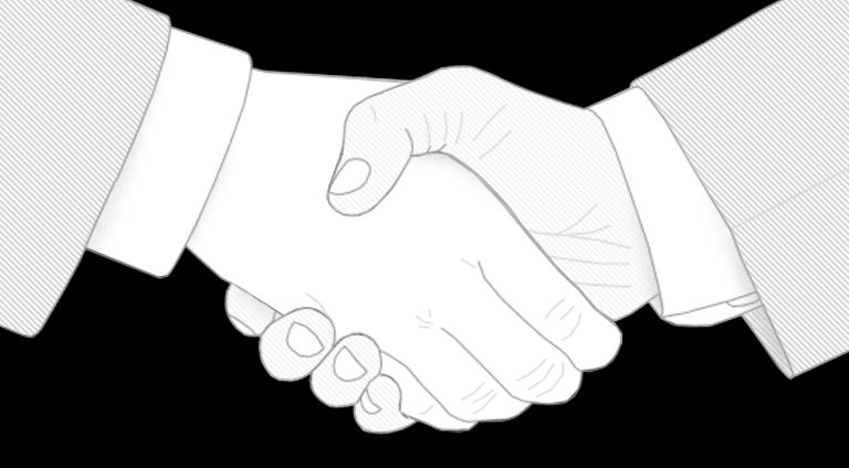 The Subtle Art of the Handshake