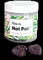 Not Pot Dark Chocolates