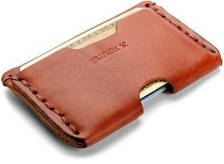 Billykirk Slim Leahter Card Case