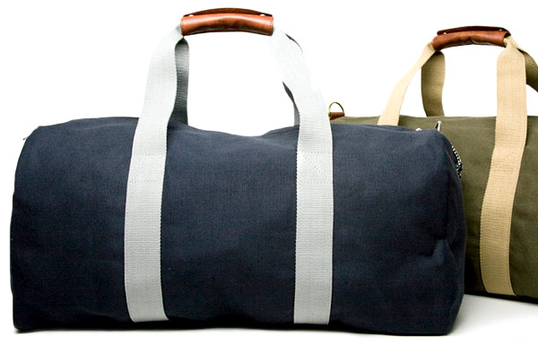 Living Gear Check Out The Canvas Carryall