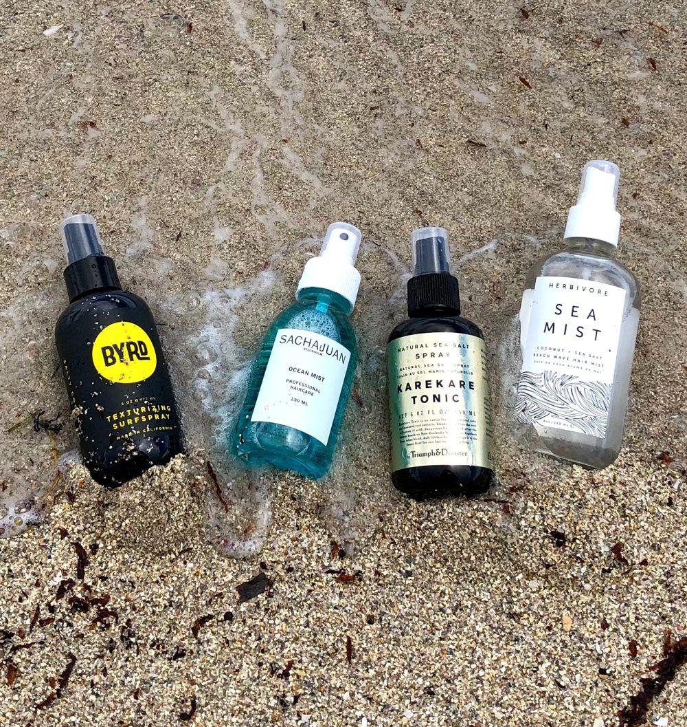 The best men's hair salt sprays