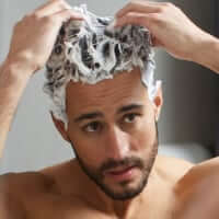 True Sons at-home men's hair dye