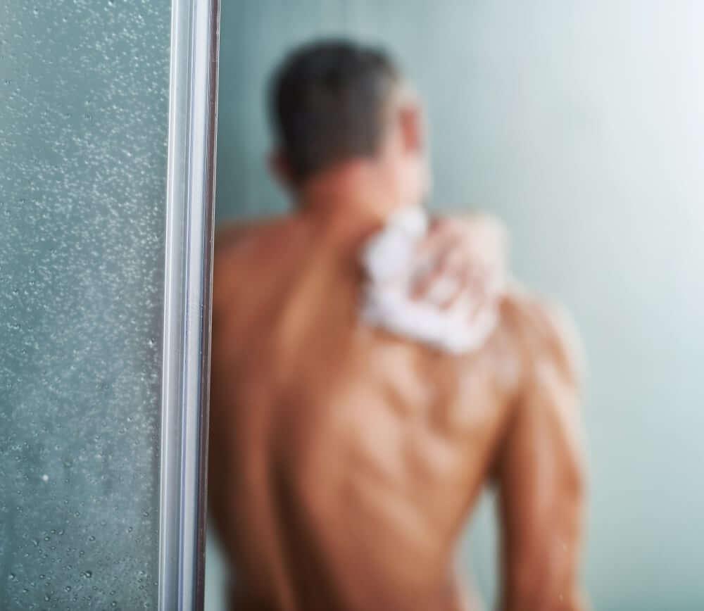 Ultimate men's shower grooming plan