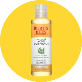 Burts Bees Natural Acne Solutions Gel Cleanser