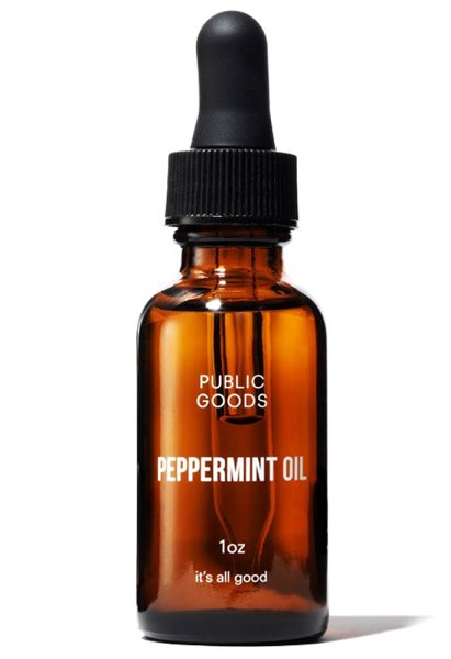 Public Goods Organic Peppermint Oil