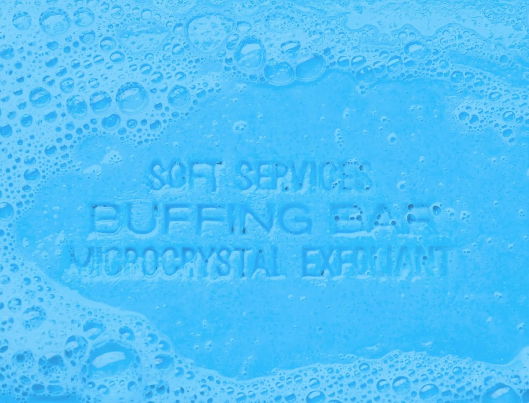 Soft Services body exfoliator