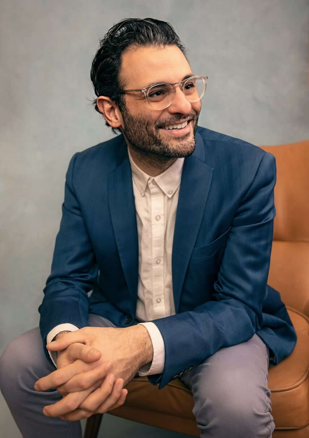 Actor and Director Arian Moayed