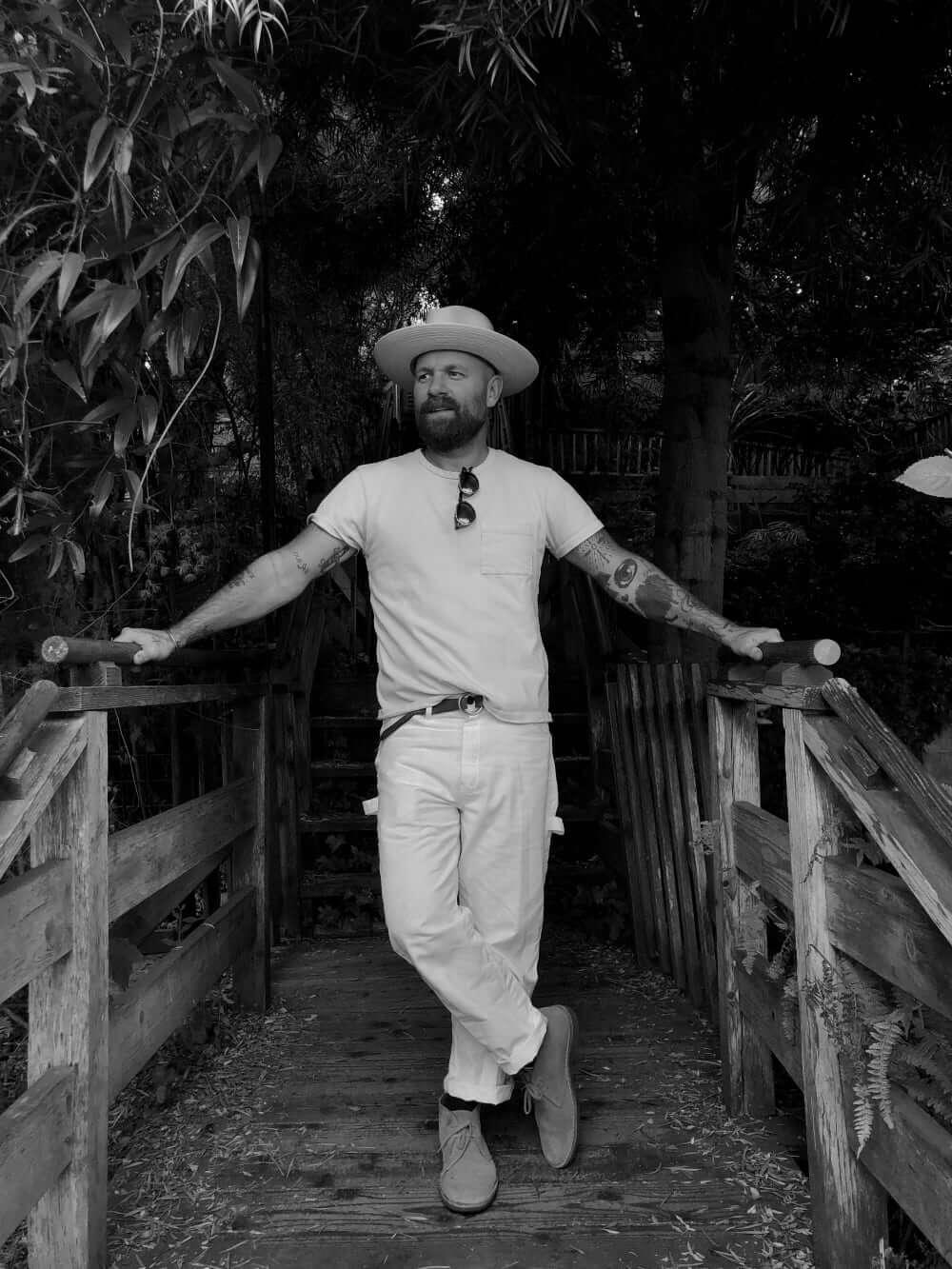 Wonder Valley Co-Founder Jay Carroll