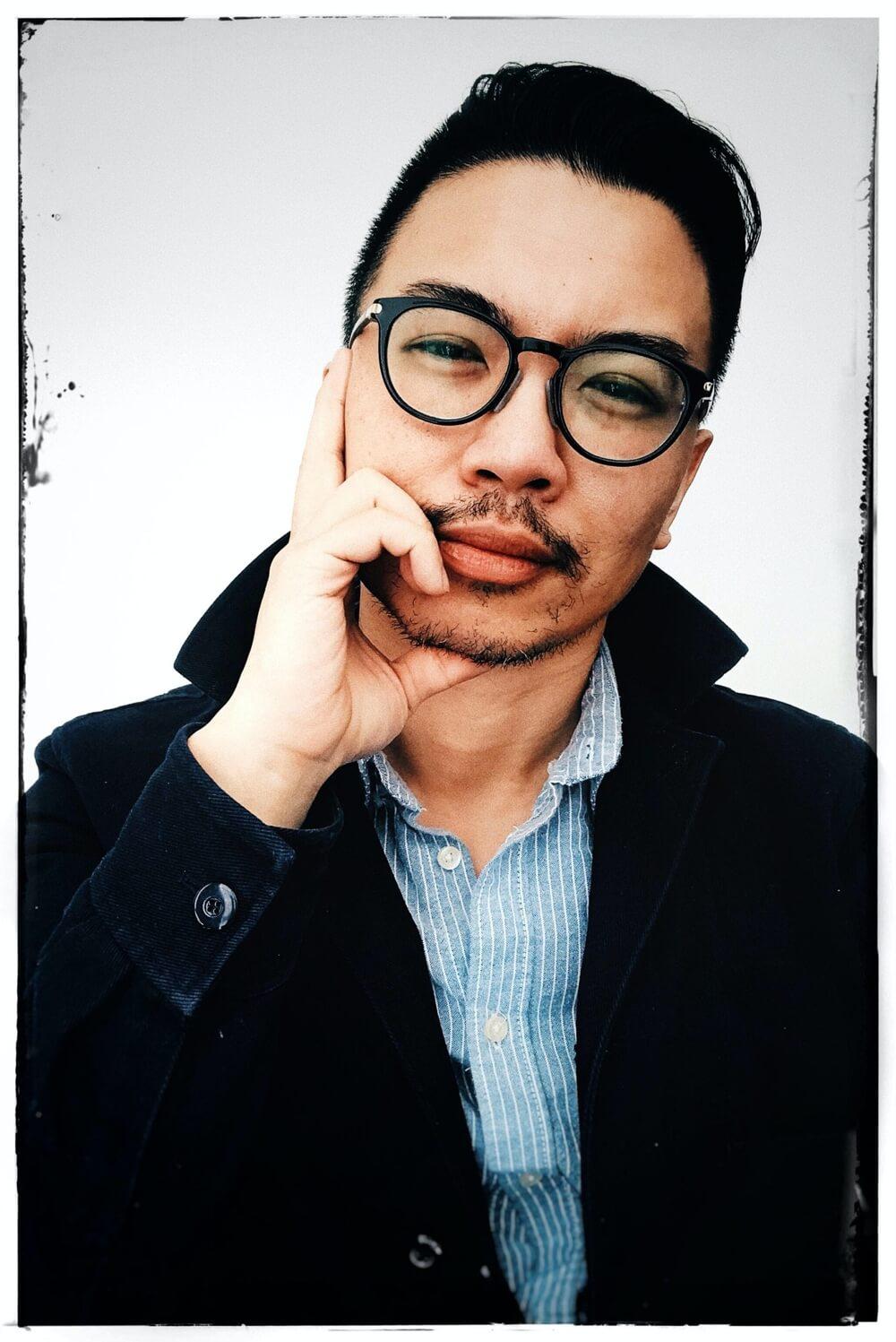 Personal stylist Peter Nguyen