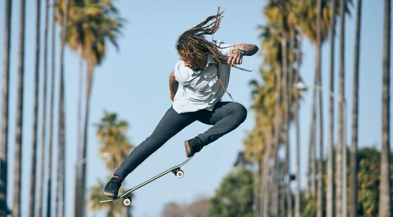 The Healthy Pro Skater's Morning Routine