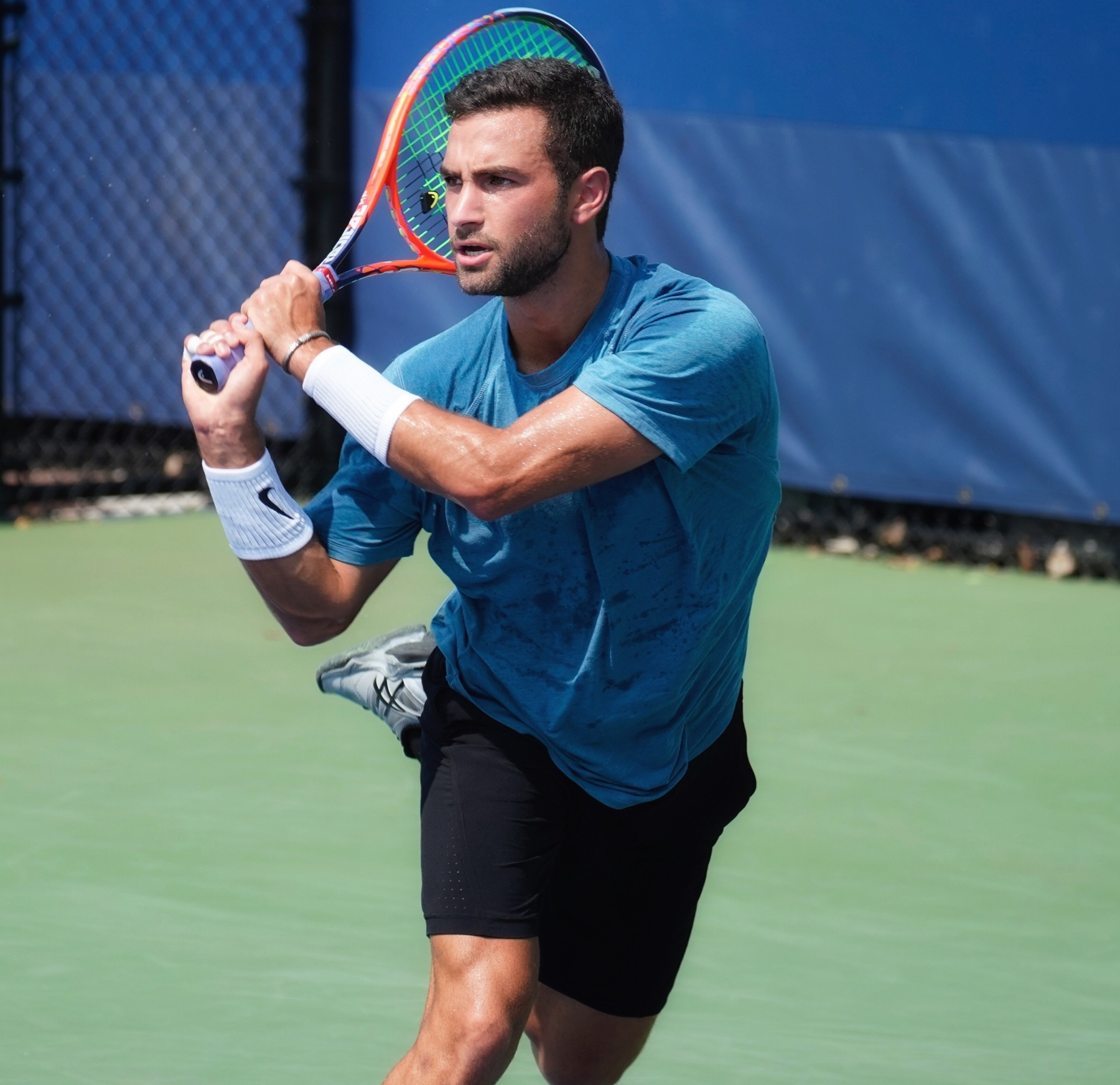 Noah Rubin, Professional Tennis Player