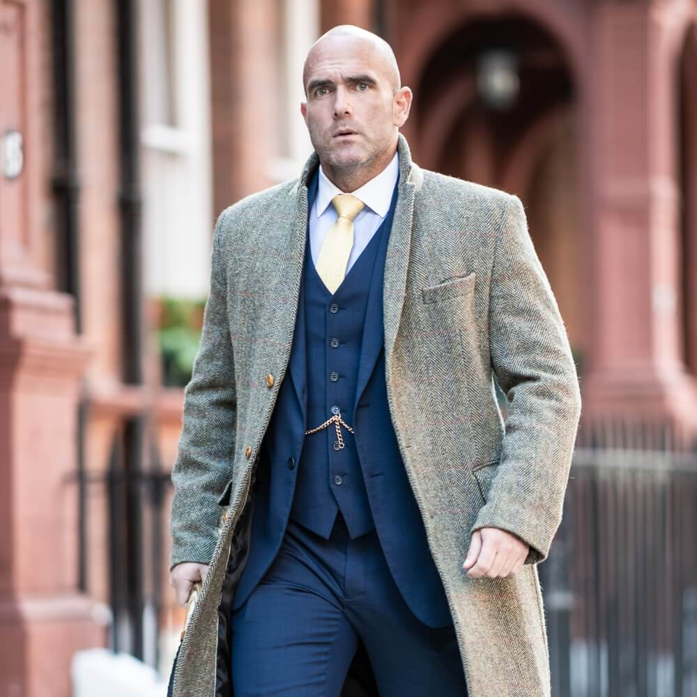The A-List Bodyguard's Morning Routine