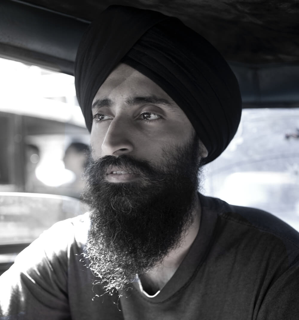 The House of Waris Botanicals founder Waris Ahluwalia