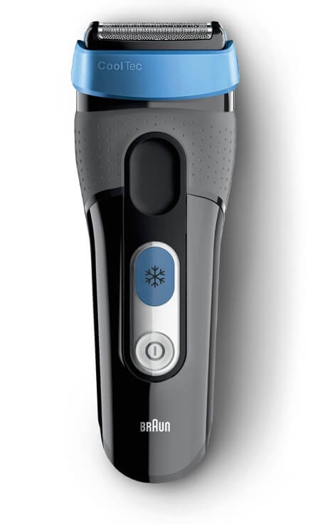 Braun Cool Tec Electric Trimmer