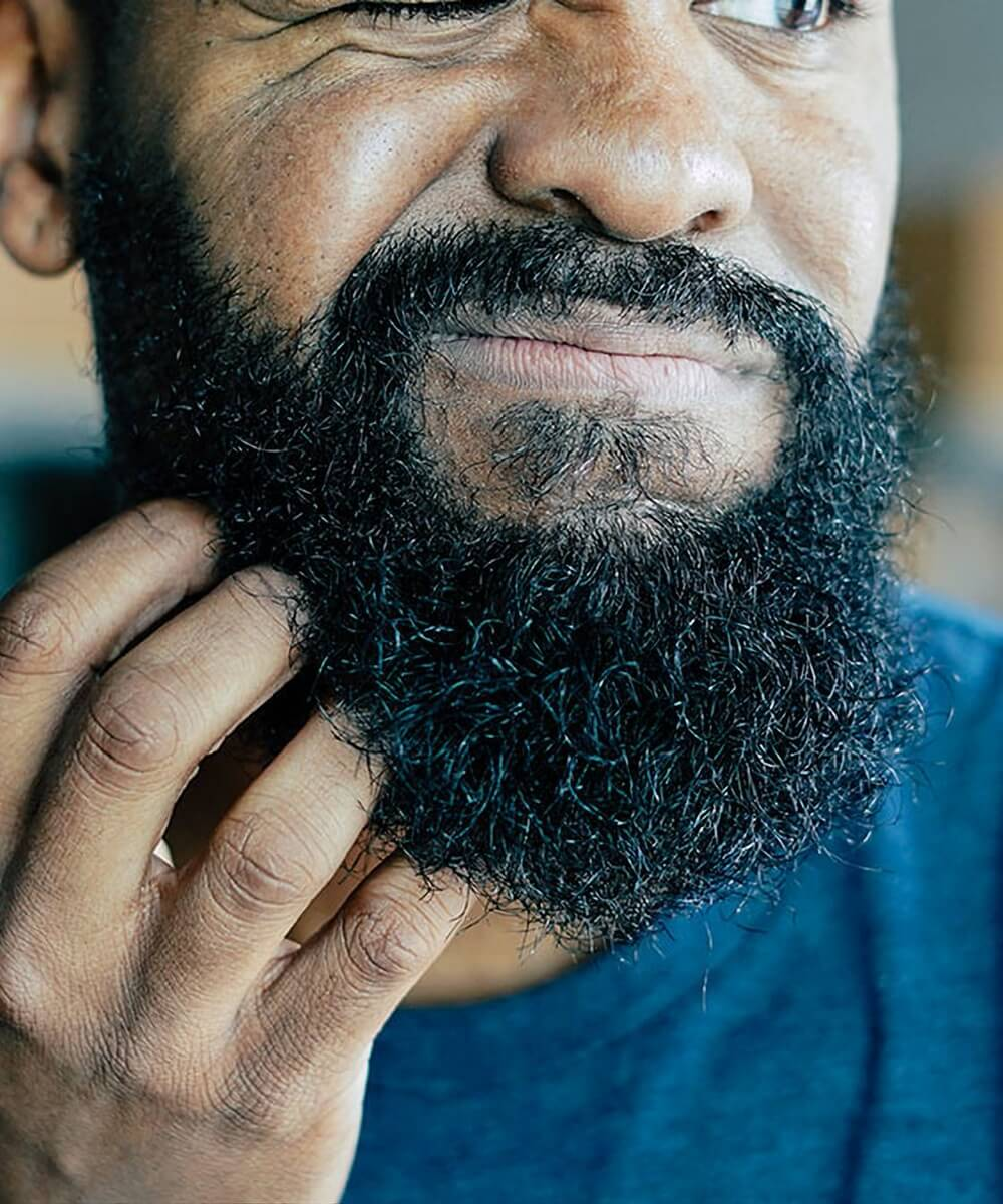 Live Bearded quality men's beard care products