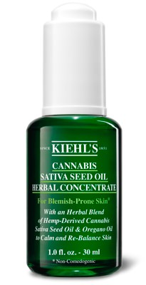 Kiehls Cannabis Sativa Seed Oil Herbal Concentrate