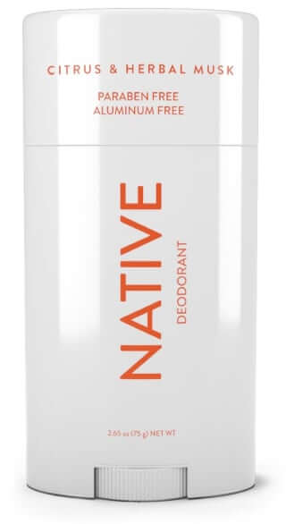 Native Citrus & Herbal Musk Deodorant