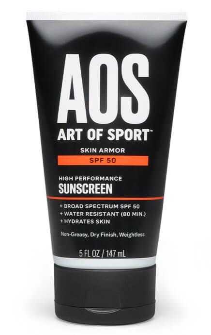 Art of Sport Skin Armor Suncreen