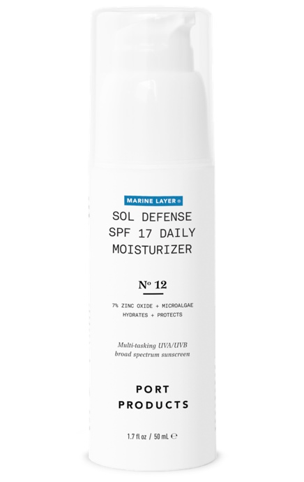 Port Products Sol Defense Daily Moisturizer