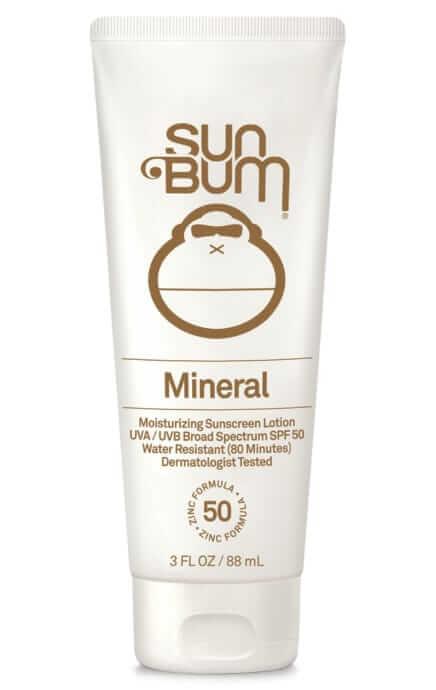 Sun Bum Mineral Sunscreen Lotion