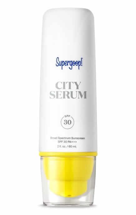 Supergoop Anti-Aging City Sunscreen Serum