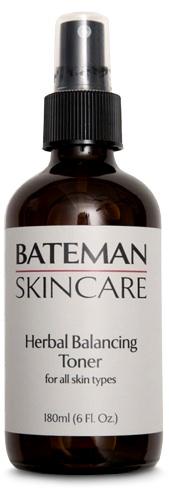 Bateman Skincare Herbal Balancing Toner