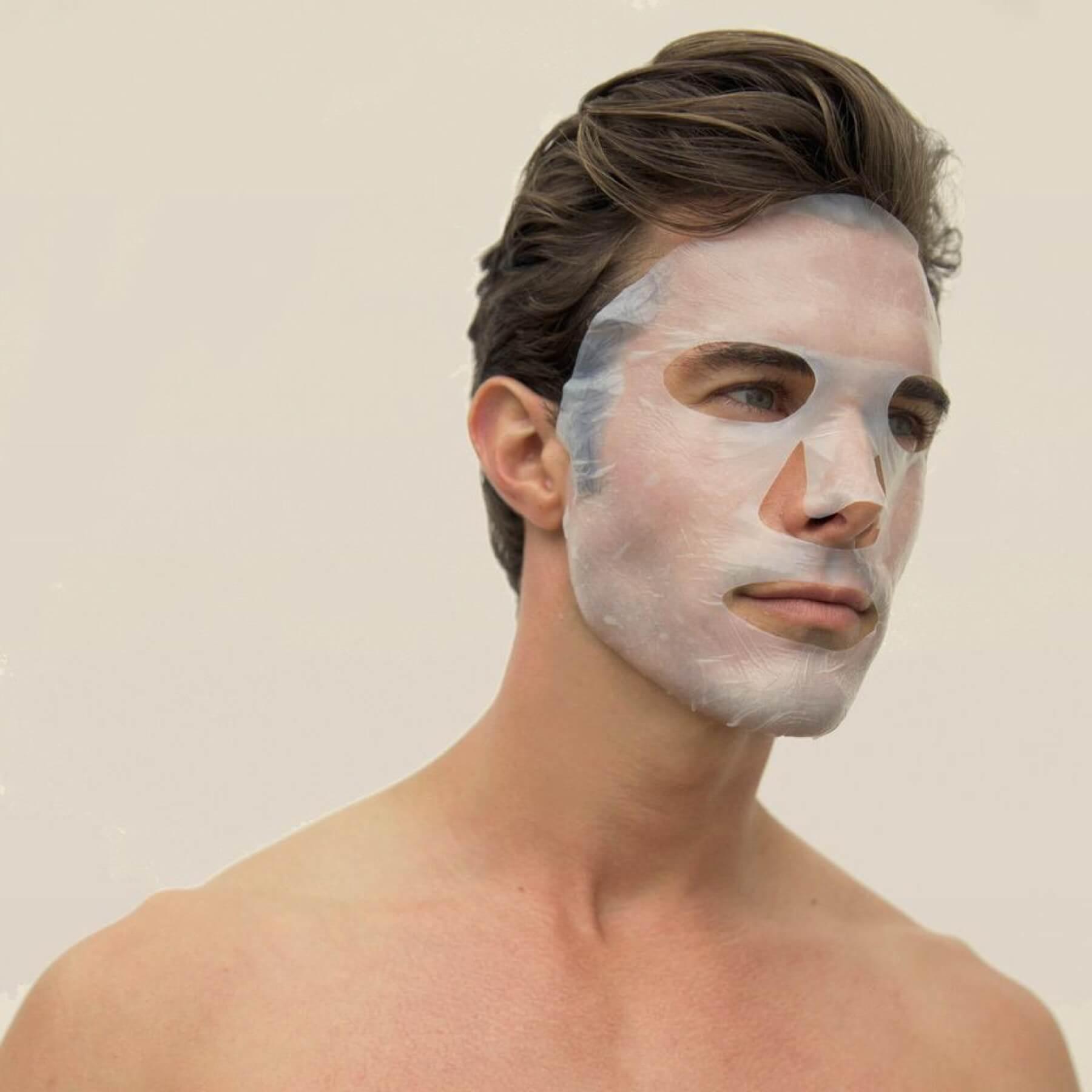 Port Products' Marine Layer Sheet Masks