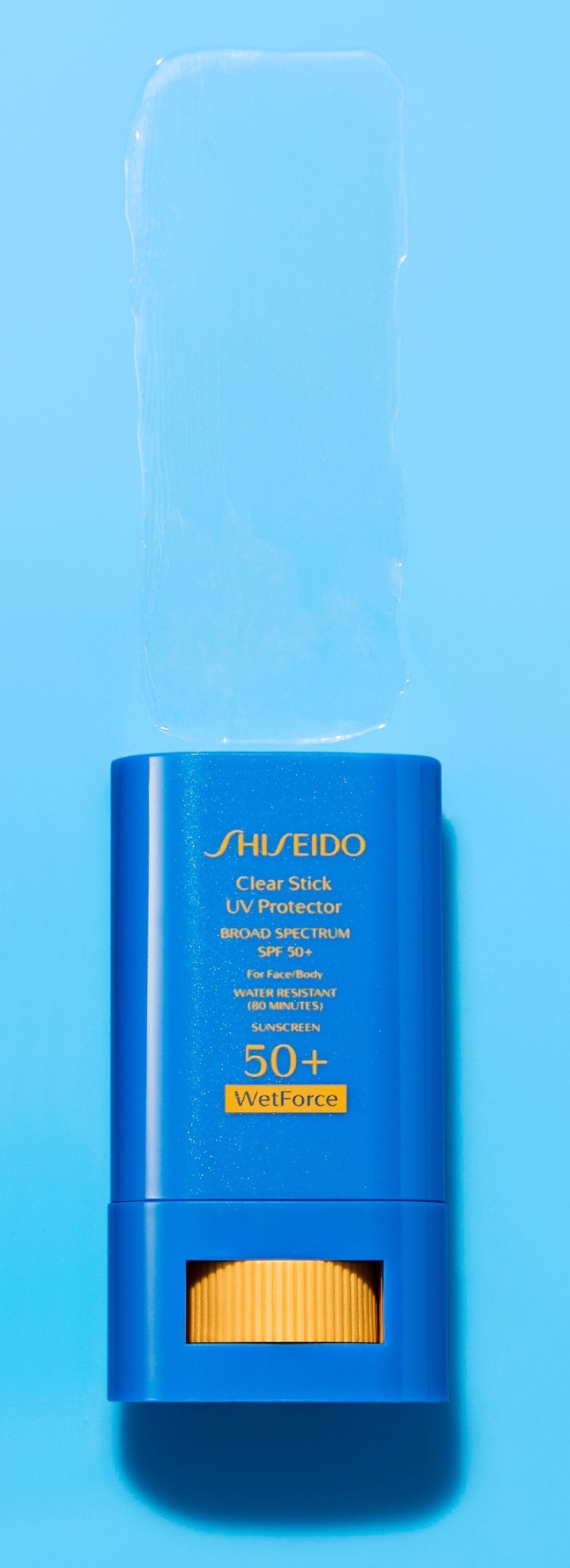Shiseido clear stick SPF sunscreen