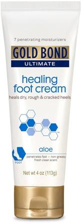 Gold Bond Healing Foot Cream