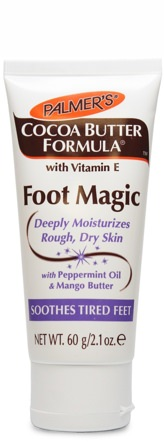 Palmers Foot Magic Cocoa Butter and Peppermint Oil Lotion