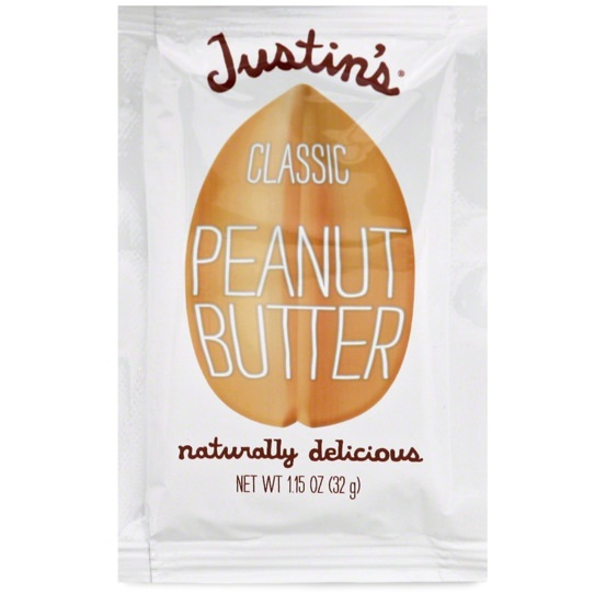 Justin's Nut Butter Single Serving Peanut Butter