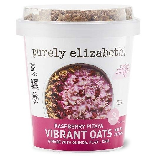 Purely Elizabeth Supercharged Instant Oats