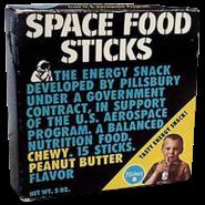 Pillsbury's space food sticks