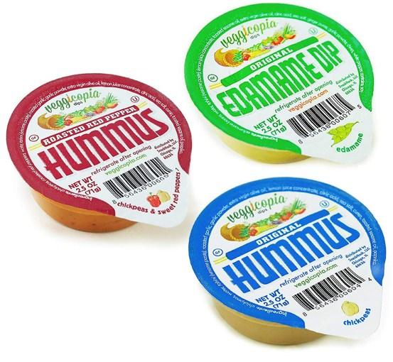 Veggicopia Single Serving Hummus