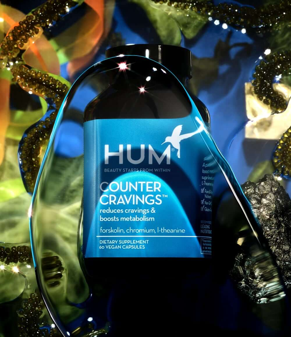 HUM Nutrition Counter Cravings supplement
