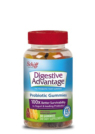 Digestive Advantage Gummy Supplements