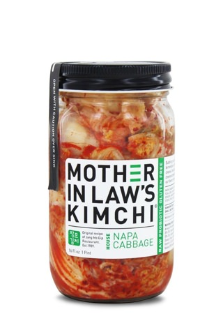 Mother in Law Kimchi