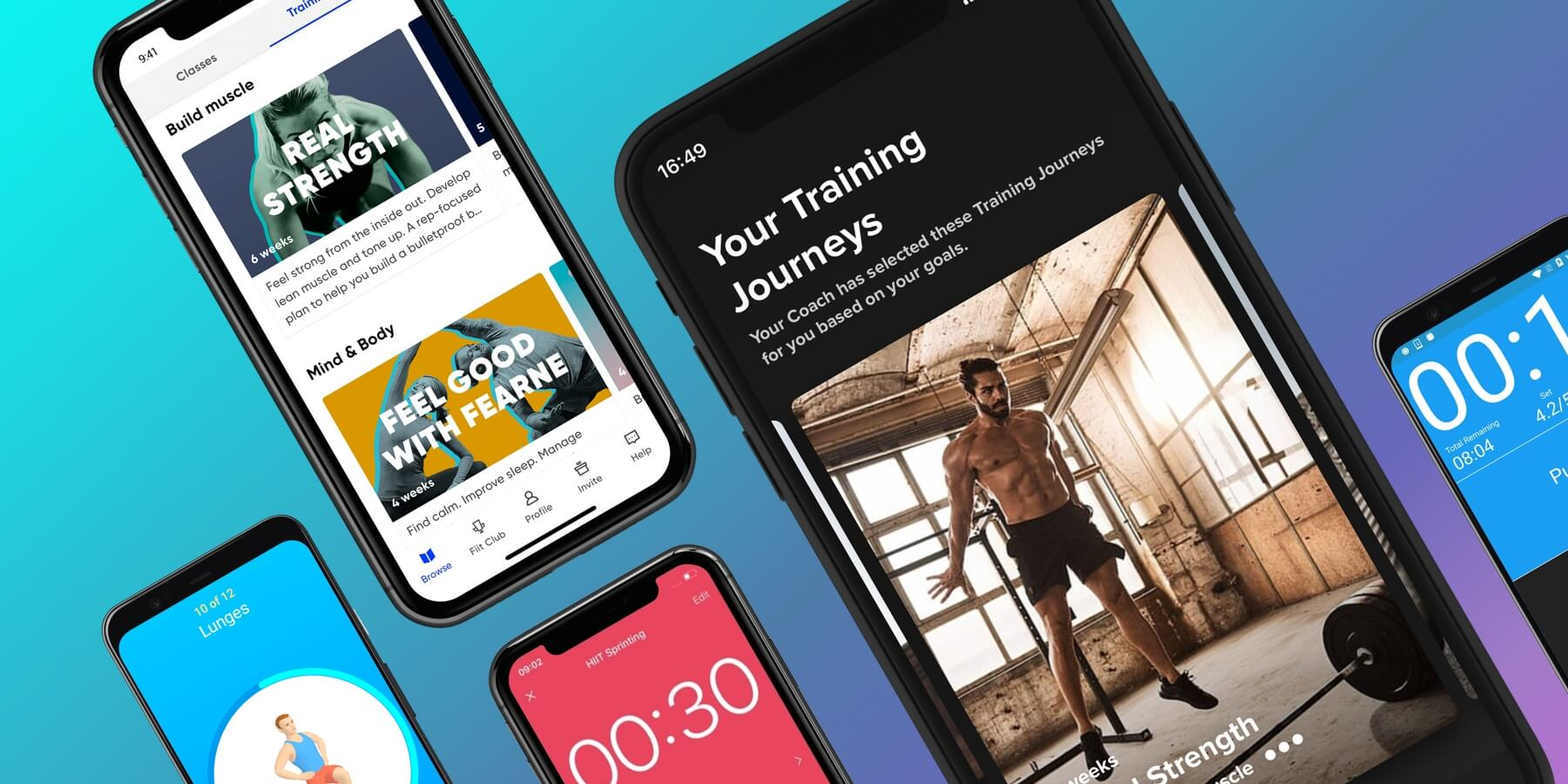 Best high-intensity interval training workout apps