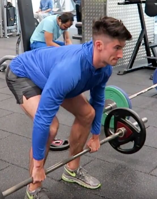 The Deadlift exercise how-to video