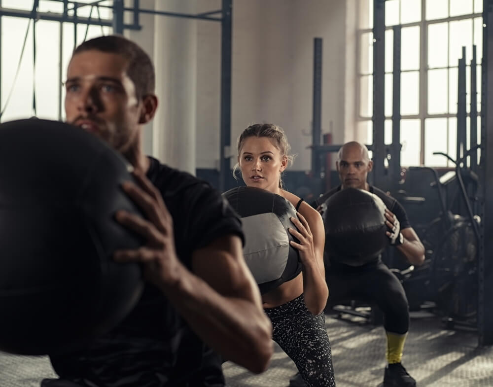 The benefits of group fitness