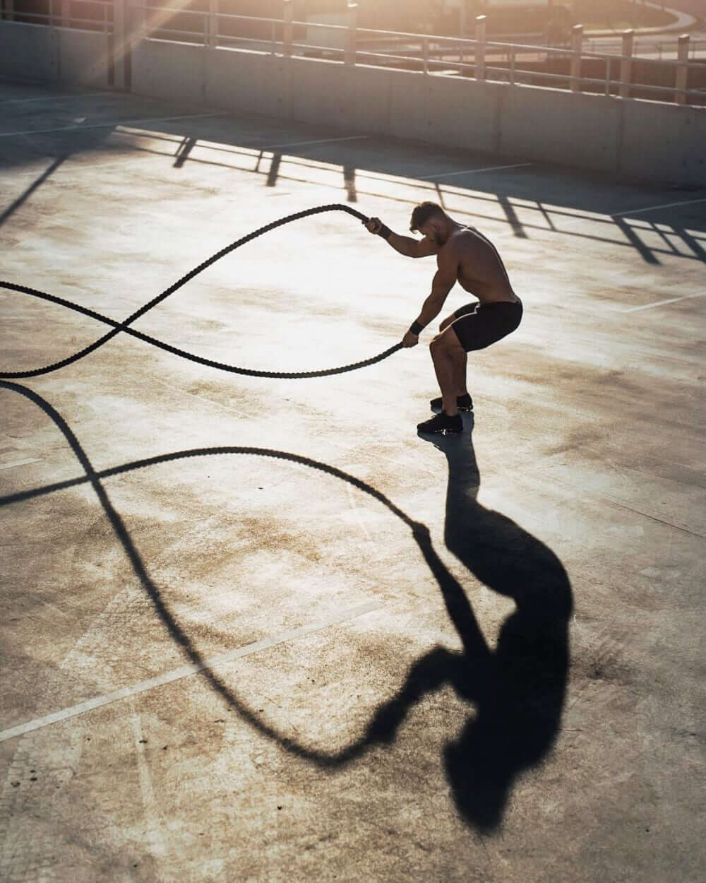 How to use battling ropes - a beginners exercise guide