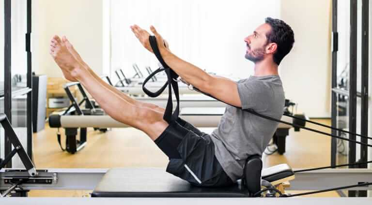 Why Pilates Works for Men