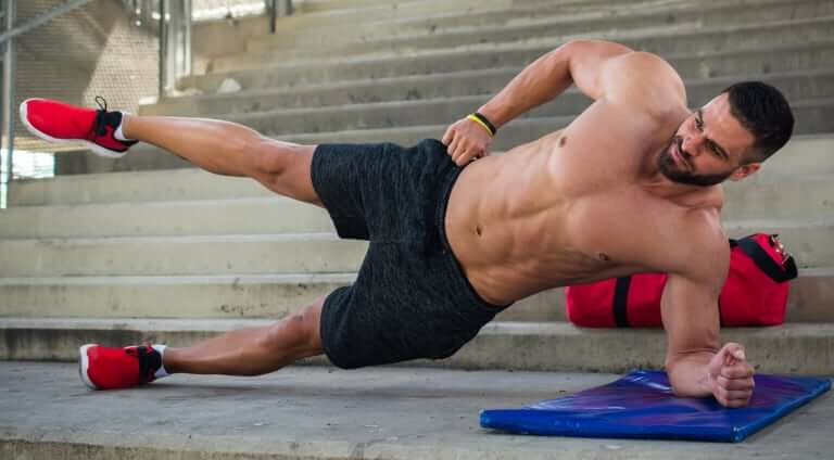 The No-Crunch Ab-Tightening Workout