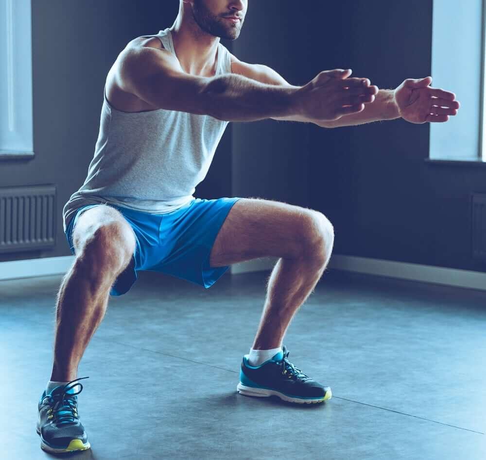 Best glute exercises for men