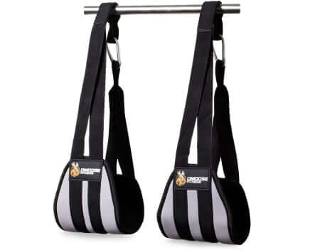 DMoose Fitness Padded Ab Straps