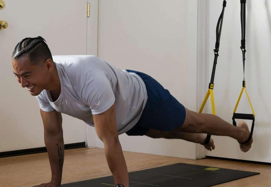 TRX bodyweight exercises