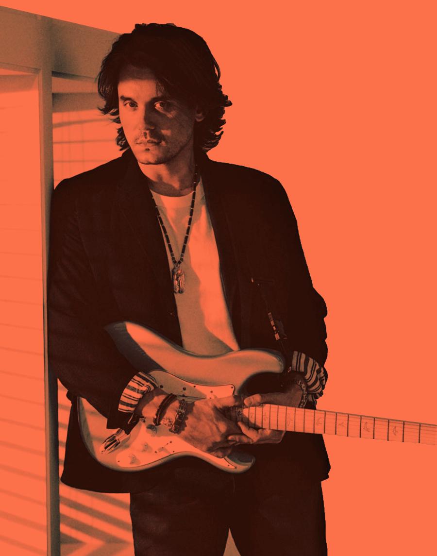 John Mayer Last Train Home illustration