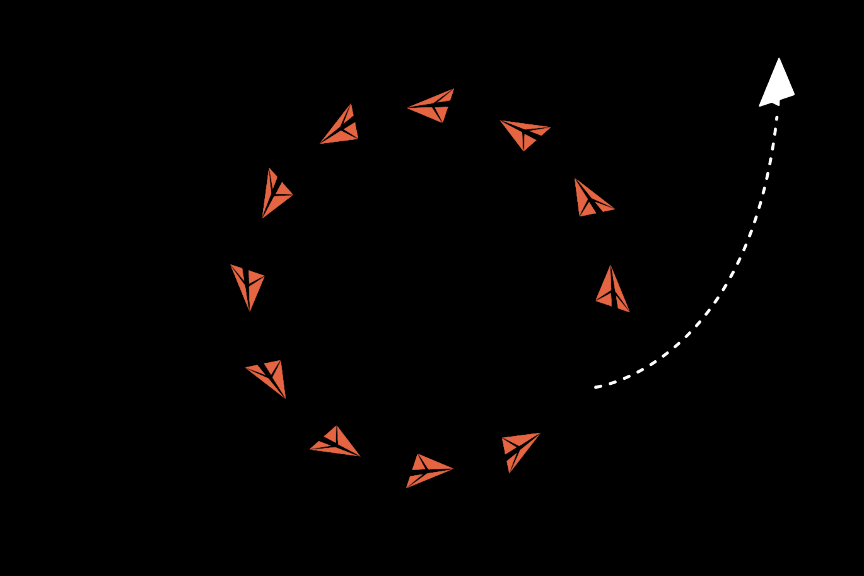 Change illustration